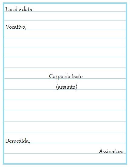 Como Escrever Uma Carta Argumentativa The Acrobat