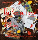THE RECIPE-TIONIST di Ottobre
