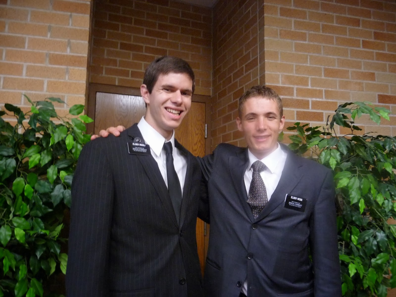 Elder Rigoli and Webb