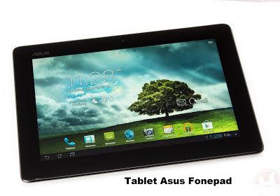 Harga dan Review Tablet ASUS Fonepad
