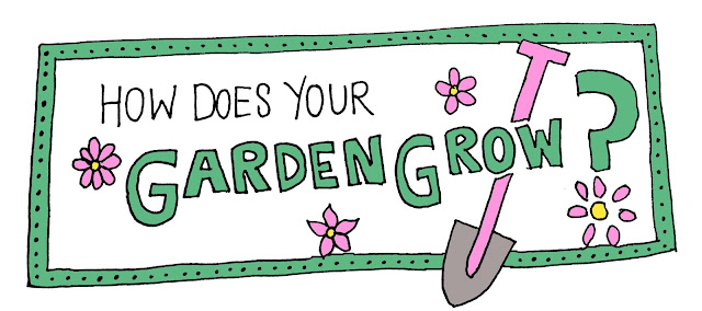 How does your garden grow? drawing