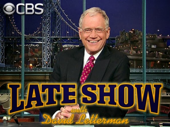 Top Ten Late Night David Letterman