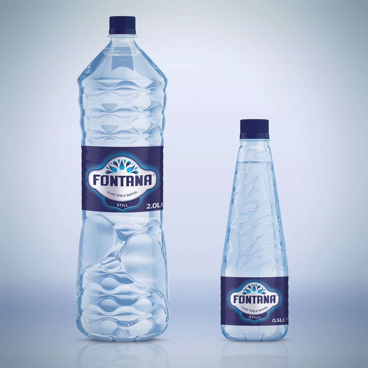 Fontana Pure Table Water on Packaging of the World ...