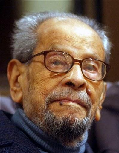 Naguib Mahfouz... le réalisme sous toutes ses formes.   dans - ECLAIRAGE - REFLEXION naguib1