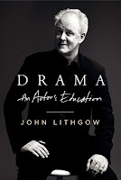 Cover of Drama: An Actor's Education by John Lithgow