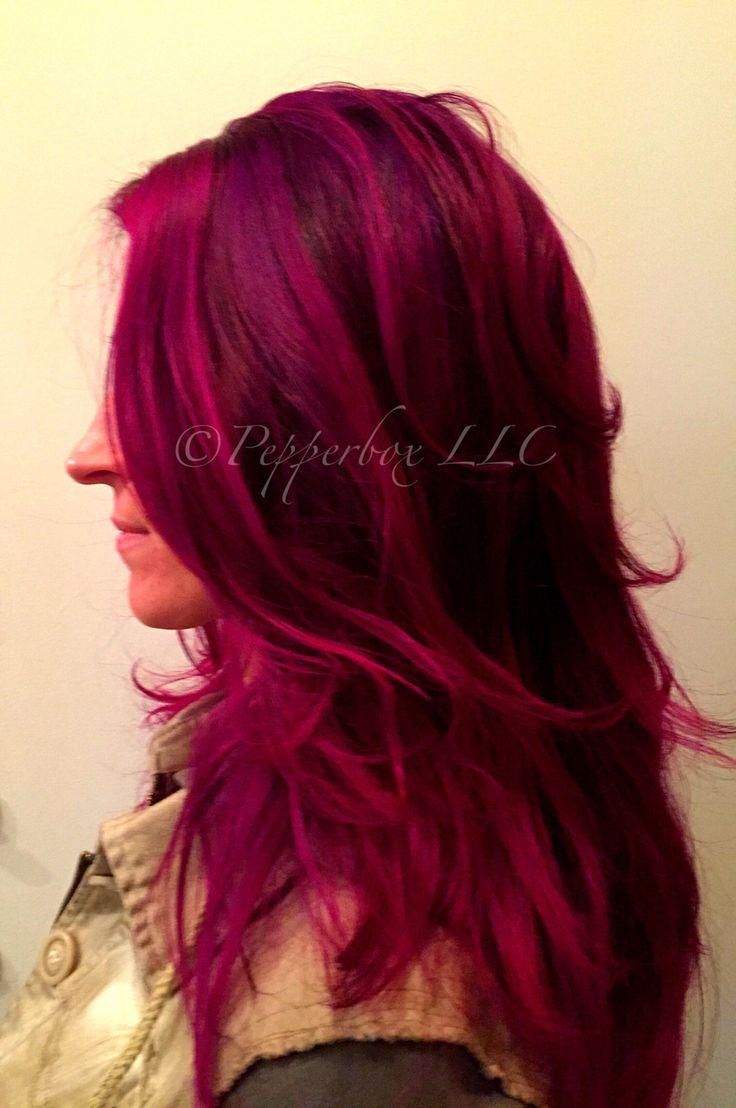 Stunning Hair Colors The Haircut Web