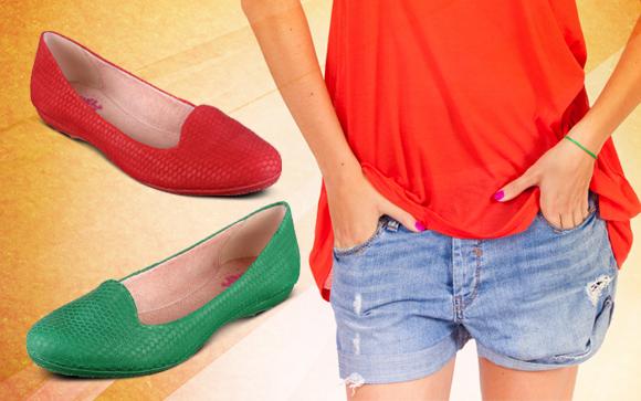 Como combinar a tendencia dos slippers com bermudas boyfriends