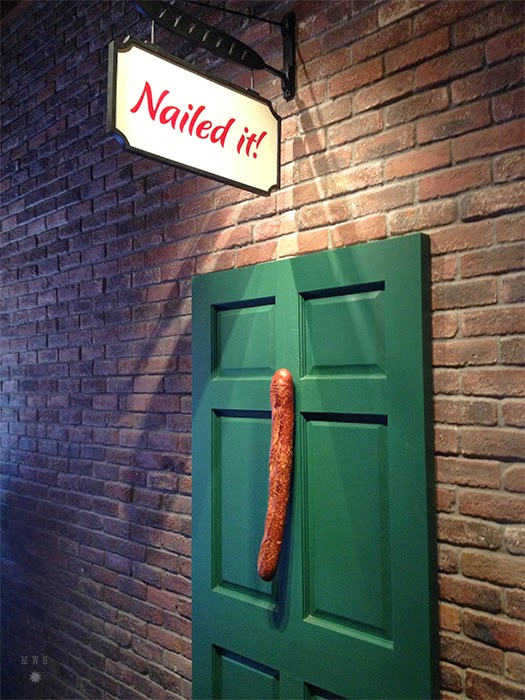 Door Nail Bread Delivery