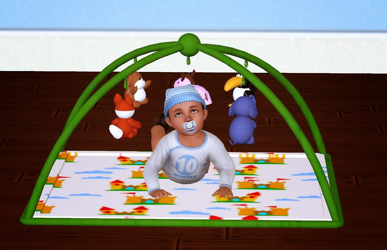 My Sims 3 Blog: Baby Items by Yosimsima