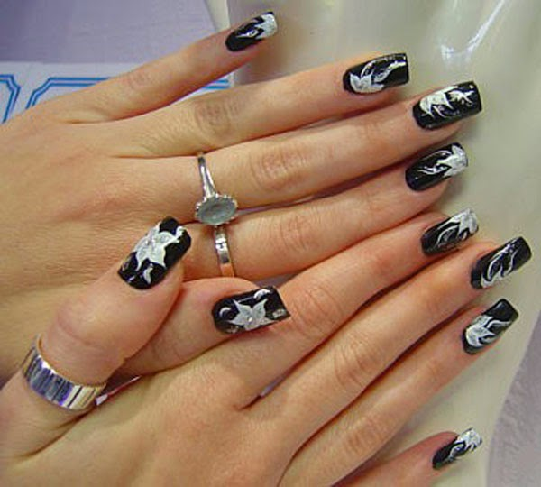 Best Nail Art Designs And Ideas Of 2014 Unveiled Fashion