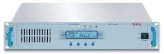 Boster Pemancar fm RVR PJ 300 LCD