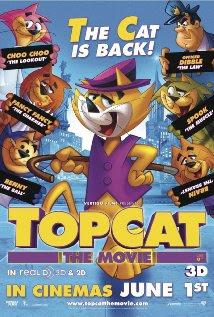 Phim Mèo Siêu Quậy - Top Cat The Movie
