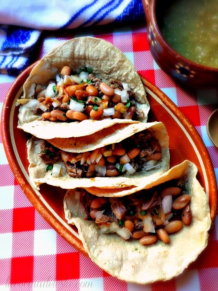 Lamb Tacos (de Birria) - lacocinadeleslie.com