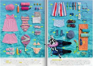 ropa de playa verano 2013