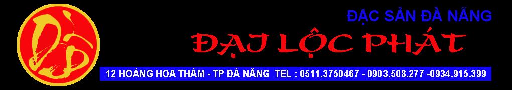 Siêu thị Đặc sản Miền Trung - Đặc sản Đà Nẵng