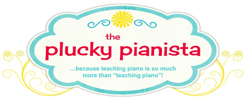 The Plucky Pianista