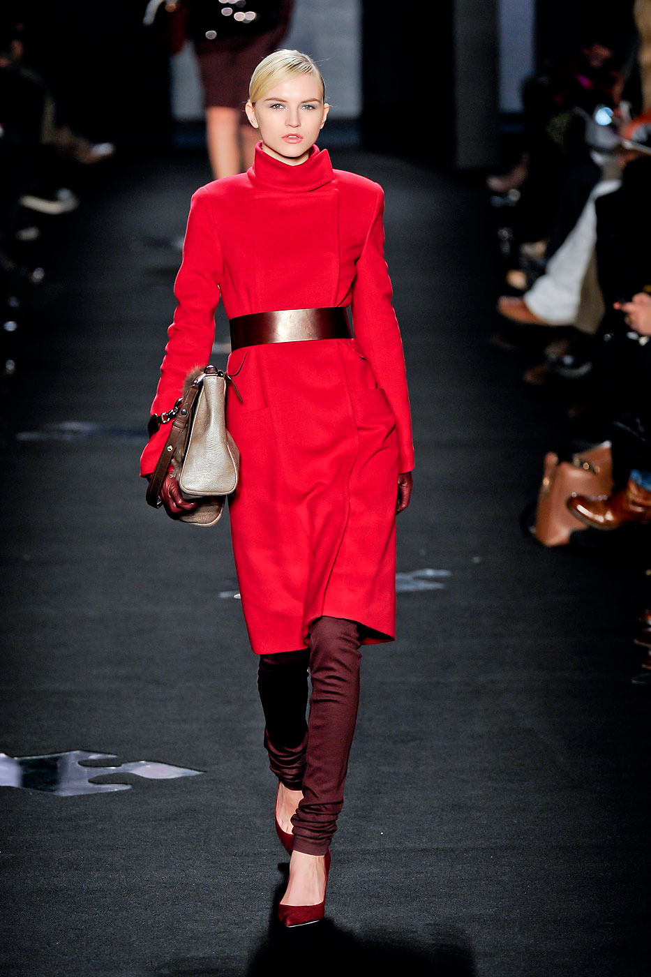 Diane von Furstenberg Fall/winter 2012 | red trend | inspiration