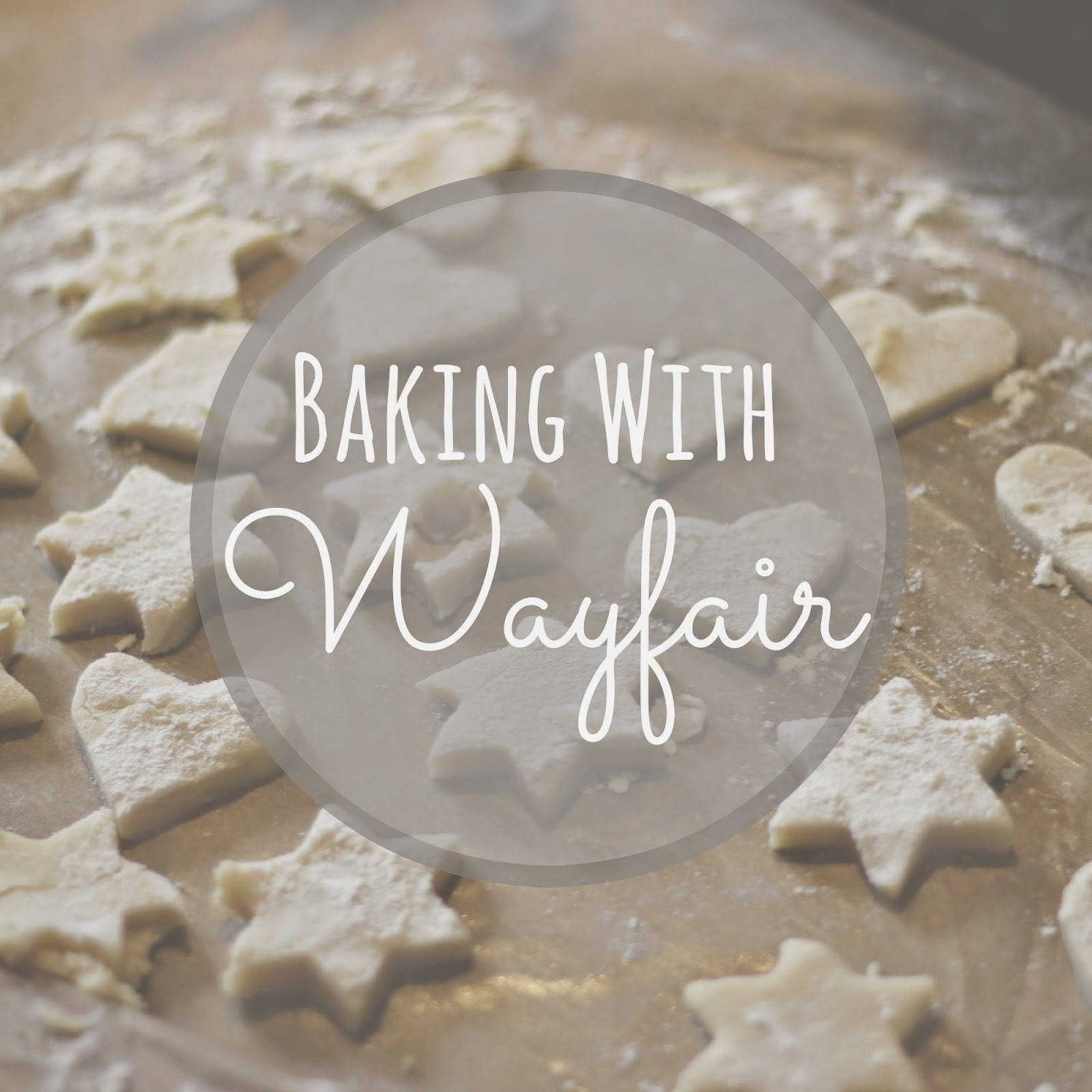 baking with Wayfair