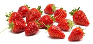Gariguette Strawberries are now