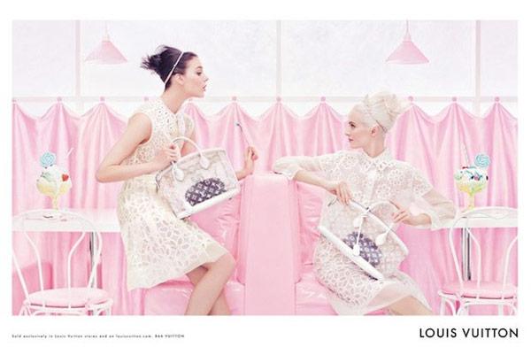 Louis Vuitton 2012 Ads - 600 x 401  44kb  jpg