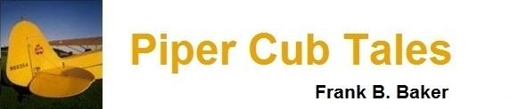 Piper Cub Tales by Frank B. Baker