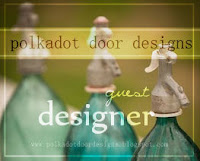 Polkadot Door Designs