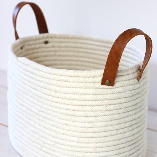 Knitting Basket With Handles : The knitting needle and damage done give to me your
