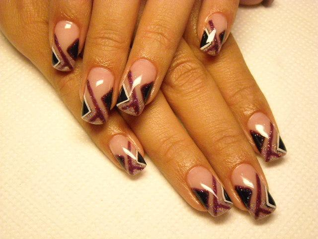 fashion nail art design