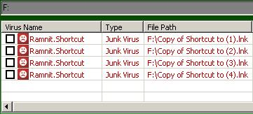 Cara Membersihkan Virus Copy of Shortcut - Recycler - Ramnit