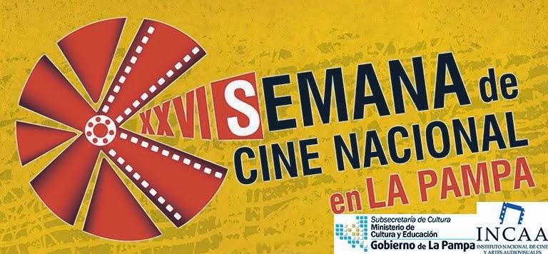XXVI Semana de Cine Nacional en La Pampa