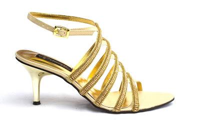 Goldan Metro Shoes Bridal Shoes