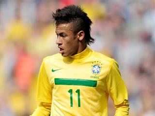 صحيفة صن الإنجليزية , مانشيستر يونايتد ,يعرض 38 مليون جنية ل , نيمار لاعب سانتوس البرازيلى