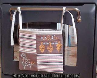 сумочка для прихваток