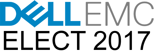 DELL EMC Elect award 2017