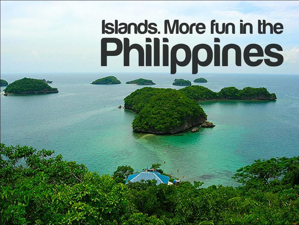 Filipinas Beauty The Hundred Islands National Park