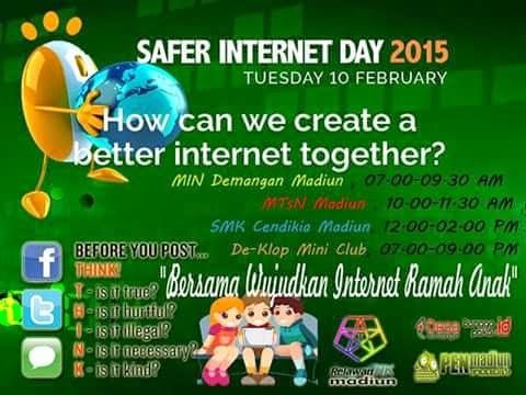 Safer Internet Day Madiun