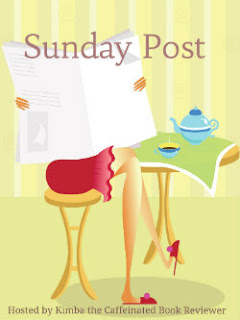 The Sunday Post, issue 10 – Bringing you all my Bookish News
