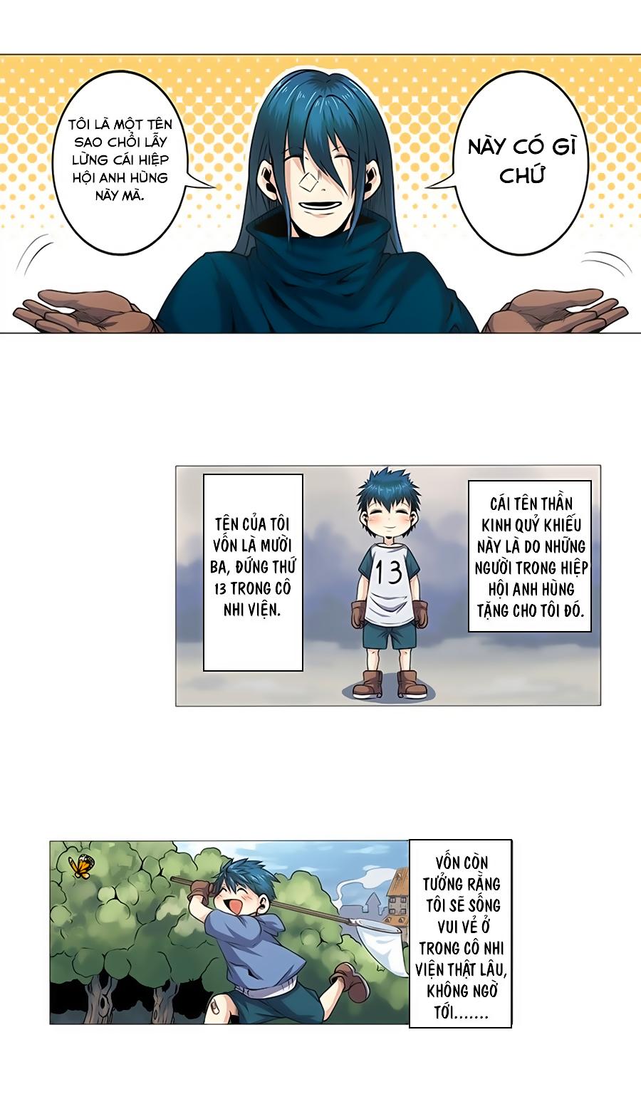 Anh Hùng ? Ta Không Làm Lâu Rồi chap 8 - Trang 4
