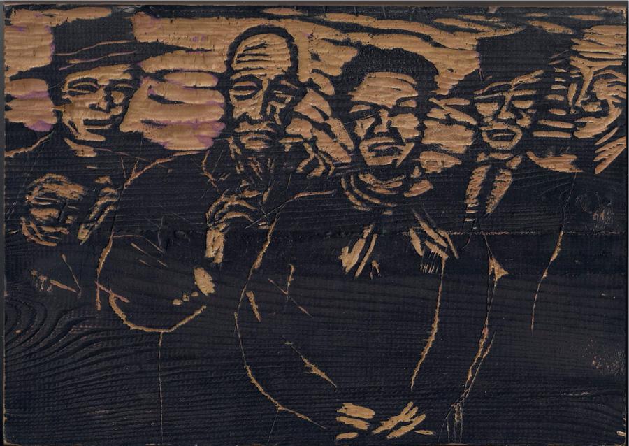 Conceptos de grabado y estampación Pepe,+Rafael,+Pastora+y+Juan+001