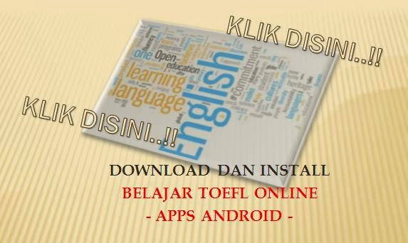 Belajar Toefl for Android