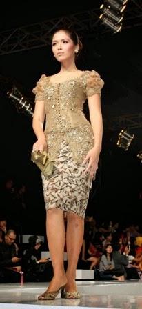 Foto Model Baju Kebaya Modern 2013