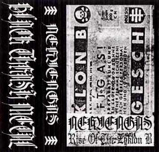 Nervengas - Rise Of The Zyklon-B [Demo] (2002)