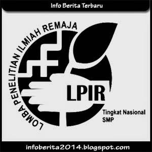 Lomba Penelitian Ilmiah Remaja (LPIR) SMP