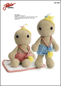 2000 free amigurumi patterns twin baby dolls swedish pattern