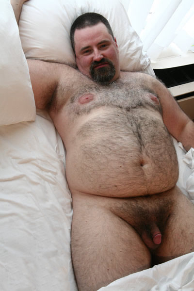 Bearcomforts_1 Hairy Chubby Bear with Huge Nipples