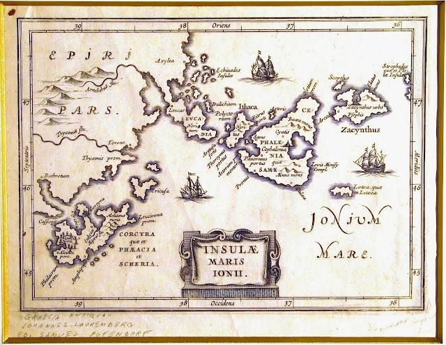 Meges' Kingdom, Echinae the holy islands, Homeric Doulichion,