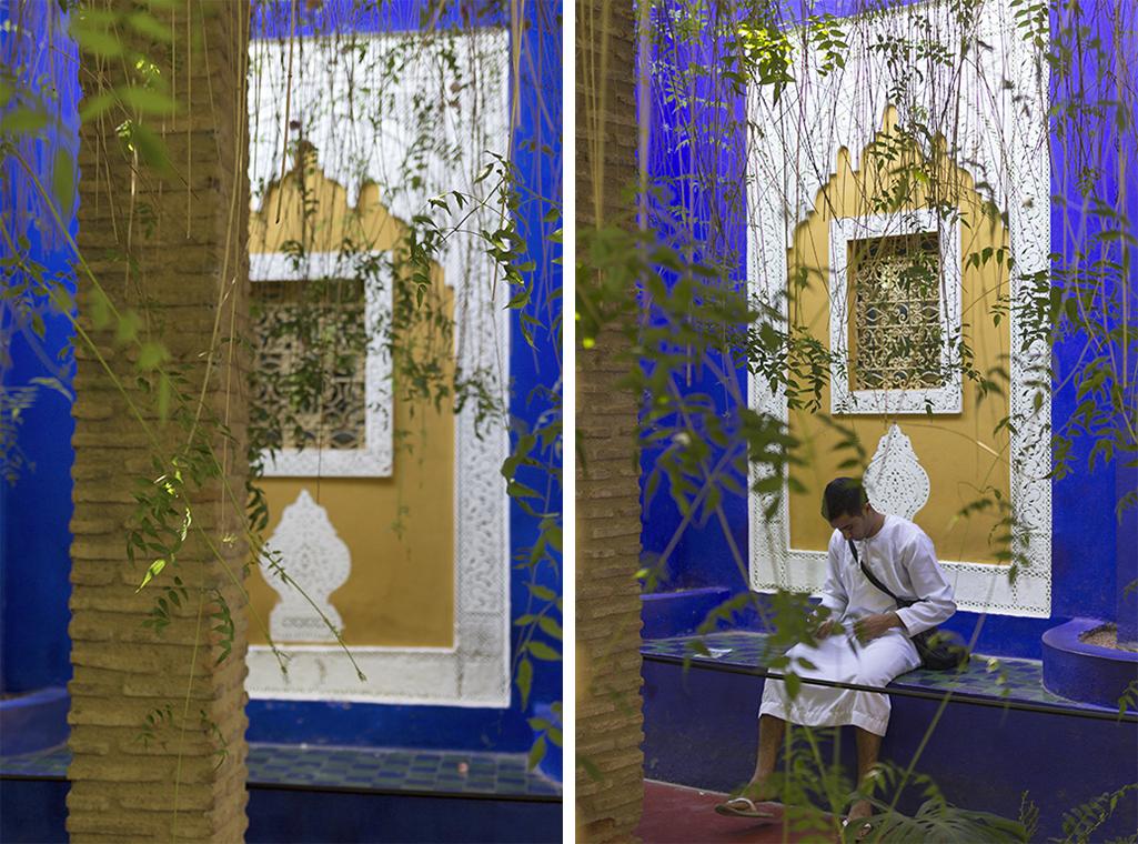 JardínJardín Majorelle Marrakech