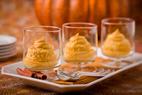 Creamy Pumpkin Mousse - Dairy Free by A Food Centric Life