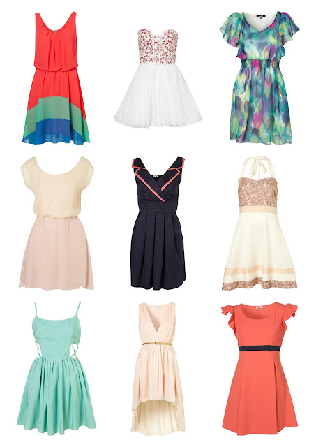 paint me chic adorable summer dresses from topshop