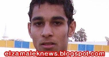 عمرو السولية لاعب وسط الإسماعيلي الدولي